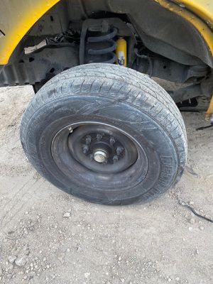 Ford e250 e350 e150 wheel wheels rim rims transmission parts parting out for Sale in Hialeah, FL