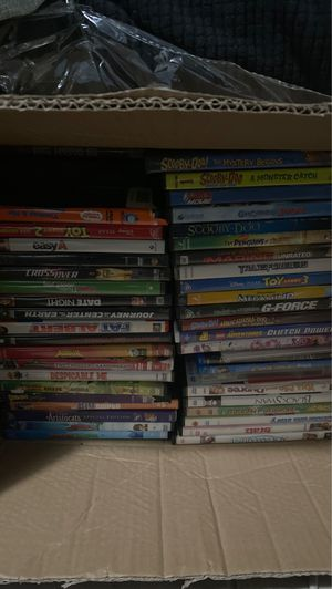 More than 50 movies ! Mostly Disney !! for Sale in Escondido, CA