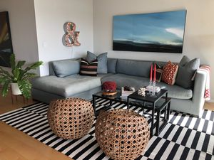 """Cisco Bros """"Agosto"""" sectional for Sale in San Diego, CA"""