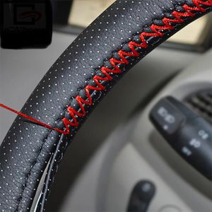 Hand Sewing DIY Car Steering Wheel Cover Steering . Microfiber leather high quality we have 2 types ( plain & with little holes ) 3 size (S-M-L)$9 onl for Sale in Anaheim, CA