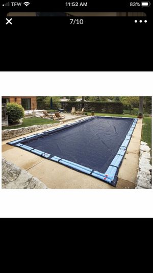 Pool cover$170 for Sale in Los Angeles, CA