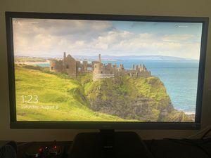 BenQ EL2870U 28 inch 4K Gaming Monitor for Sale in Odessa, TX