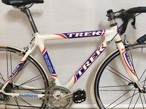 2001 TREK 5200 USPS OCLV Size 52cm Small Carbon Road Bike Shimano Ultegra Groupset for Sale in Coral Gables, FL