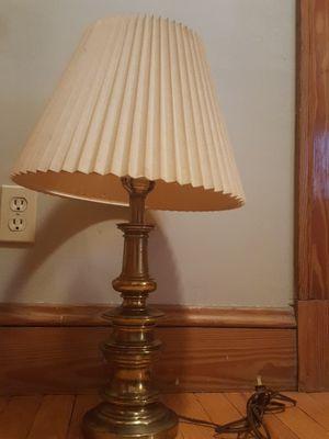 Brass Lamp Base for Sale in Arlington, MA