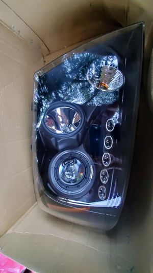 Projector Halo LED headlights set, Ford model for Sale in Midvale, UT
