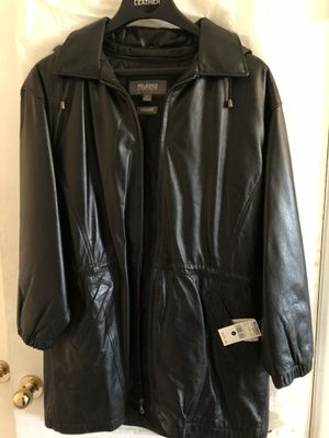 Brand new Wilsons Leather women's jacket Size: large for Sale in Mount Prospect, IL