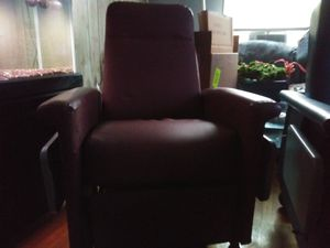 Recliner chair with tables for Sale in Nashville, TN