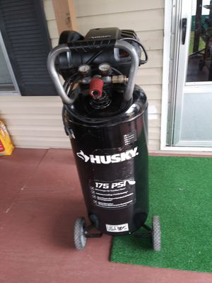 Compressor Husky 20 gallones for Sale in Houston, TX