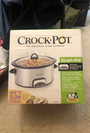 NEW CROCKPOT 4QT Oval for Sale in Los Angeles, CA