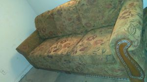 Couch and loveseat make offer for Sale in Tampa, FL