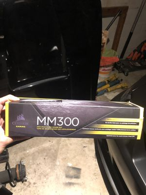 Corsair gaming mouse pad mm300 for Sale in Sacramento, CA