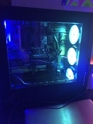 gaming pc for Sale in Flushing, MI