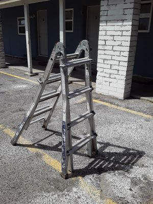 Little giant 17 ft ladder for Sale in Albuquerque, NM