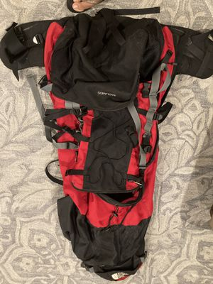North face badlands backpacking bAg for Sale in Peoria, AZ