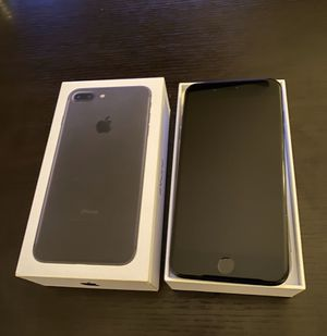 256GB UNLOCKED IPHONE 7PLUS -$300 FIRM. Won't go lower. for Sale in Topanga, CA