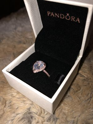 *NEW* Pandora Pear-Cut Ring for Sale in St. Petersburg, FL