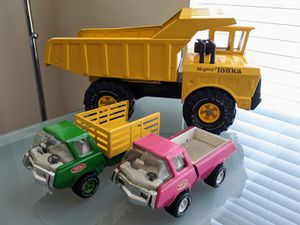 Collectible Mighty Tonka Trunk Vintage Toys Toy for Sale in Plano, TX