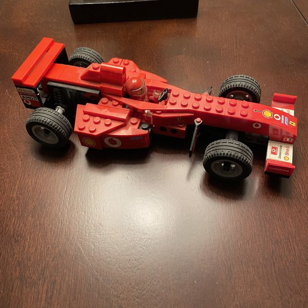 LEGO Ferrari Race Car
