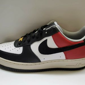 "Nike Air Force 1 ""Black Toe"" Colorway for Sale in South Elgin, IL"