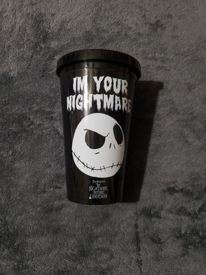 Nightmare Before Christmas Cup for Sale in San Antonio, TX