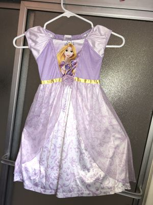 Rapunzel costume size 3 for Sale in Escondido, CA