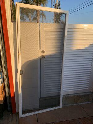 Screen Door Exterior Door for Sale in La Puente, CA