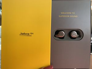 Jabra ELITE wireless earbuds. for Sale in Houston, TX