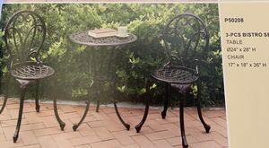 Patio furniture for Sale in San Marcos, CA