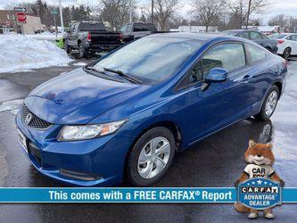 2013 Honda Civic Cpe for Sale in Wayne,  MI