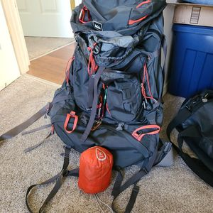 REI 80 Liter Backpacking Pack with Pack Cover for Sale in Hillsboro, OR