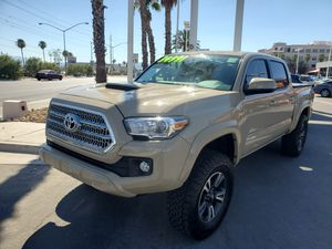 2017 Toyota Tacoma TRD Sport 4X4 for Sale in Las Vegas, NV