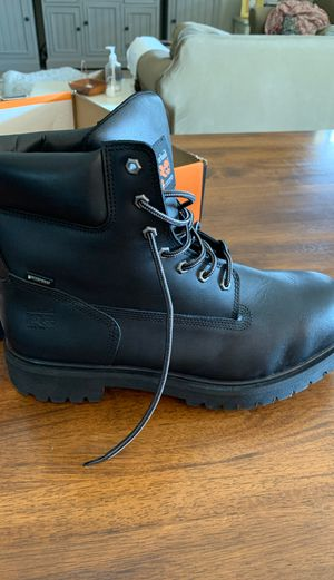"""Timberland Pro 6"""" Steel Toe Waterproof Work Boot for Sale in Winchester, CA"""