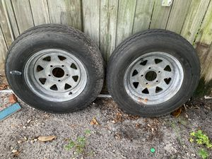 Tire trailer for Sale in Lake Worth, FL