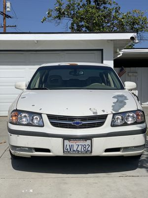 2002 Chevy Impala LS for Sale in Anaheim, CA