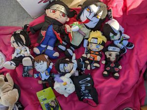Anime plushies for Sale in Lancaster, CA