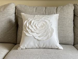 White pillow for Sale in Winter Springs, FL