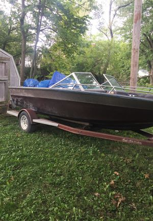 No title boat and boat trailer for Sale in Columbus, OH