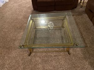 Coffie table and to end tables for Sale in Mukilteo, WA