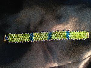 Seahawk bracelets made by MizMary for Sale in Sun City, AZ