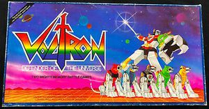 Vintage Voltron Board Game, almost complete $10 for Sale in Riverside, CA