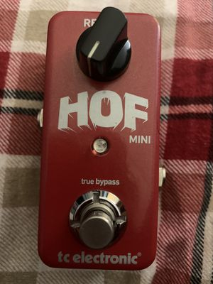 TC Electronic HOF Mini Reverb for Sale in Los Angeles, CA