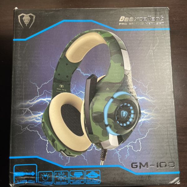 Beexcellent Pro Gaming Headset (GM-100)