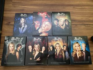 Buffy the Vampire Slayer Seasons 1-7 (complete series) for Sale in North Huntingdon, PA