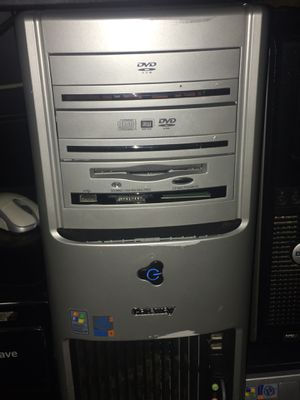 Gateway Tower PC for Sale in Houston, TX