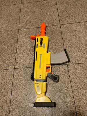 Fortnite Nerf Gun Scar for Sale in Moreno Valley, CA