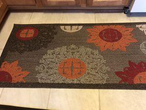 Indoor/outdoor runner rugs - 2 pieces for Sale in Gaithersburg, MD