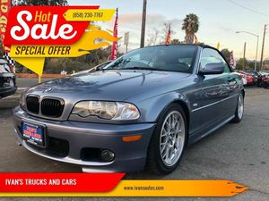 2002 BMW 3 Series for Sale in San Diego, CA