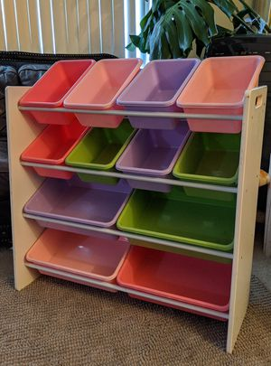 Toy organizer for Sale in Rolling Hills Estates, CA