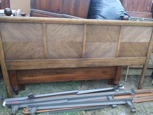 Queen bed frame for Sale in Galeton, PA