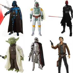 """18"""" Tall Star Wars action figure statues big-figs jakks pacific collectibles 1/4 Scale for Sale in Playa del Rey, CA"""